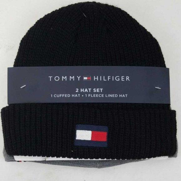 Tommy Hilfiger Girls Holiday Long Beanie Hat